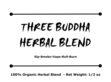 Buddha Herbal Smoking Blend - Brother Sister