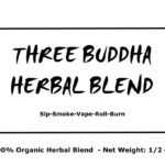 Buddha Herbal Smoking Blend - Brother Sister