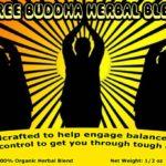 Buddha Herbal Smoke Blend - Brother Sister