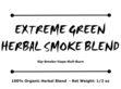 Quit Smoking Herbal Smoking Blend - Extreme Herbal Smoke Blend