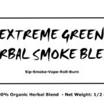 Quit Smoking Herbal Smoking Blend - Extreme Herbal Smoke Blend