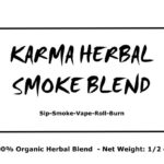 Karma Herbal Smoke Blend 1/2 oz