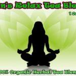 Zen Relax Herbal Smokeable Tea