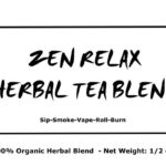 Zen Herbal Smokeable Tea