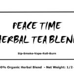 Peace Time Tea Blend