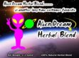 Alien Dream Herbal Smoke Blend - Smoking Alternative