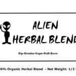 Alien Herbal Smoke Blend
