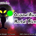 Alien Herbal Smoking Blend
