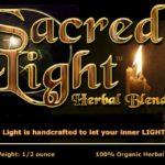 Sacred Light Herbal Smoke Blend