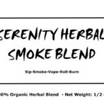 Serenity Herbal Smoke Blend