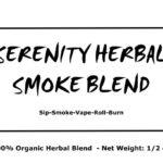 Serenity Herbal Smoke Blend